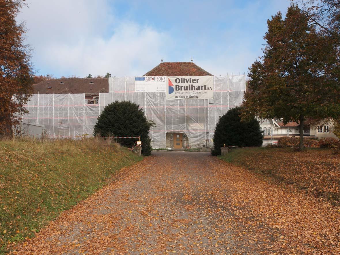 Château du Bois Belfaux
